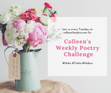 Colleen's Weekly #Poetry Challenge # 45 – #Tanka: Honey and Wine