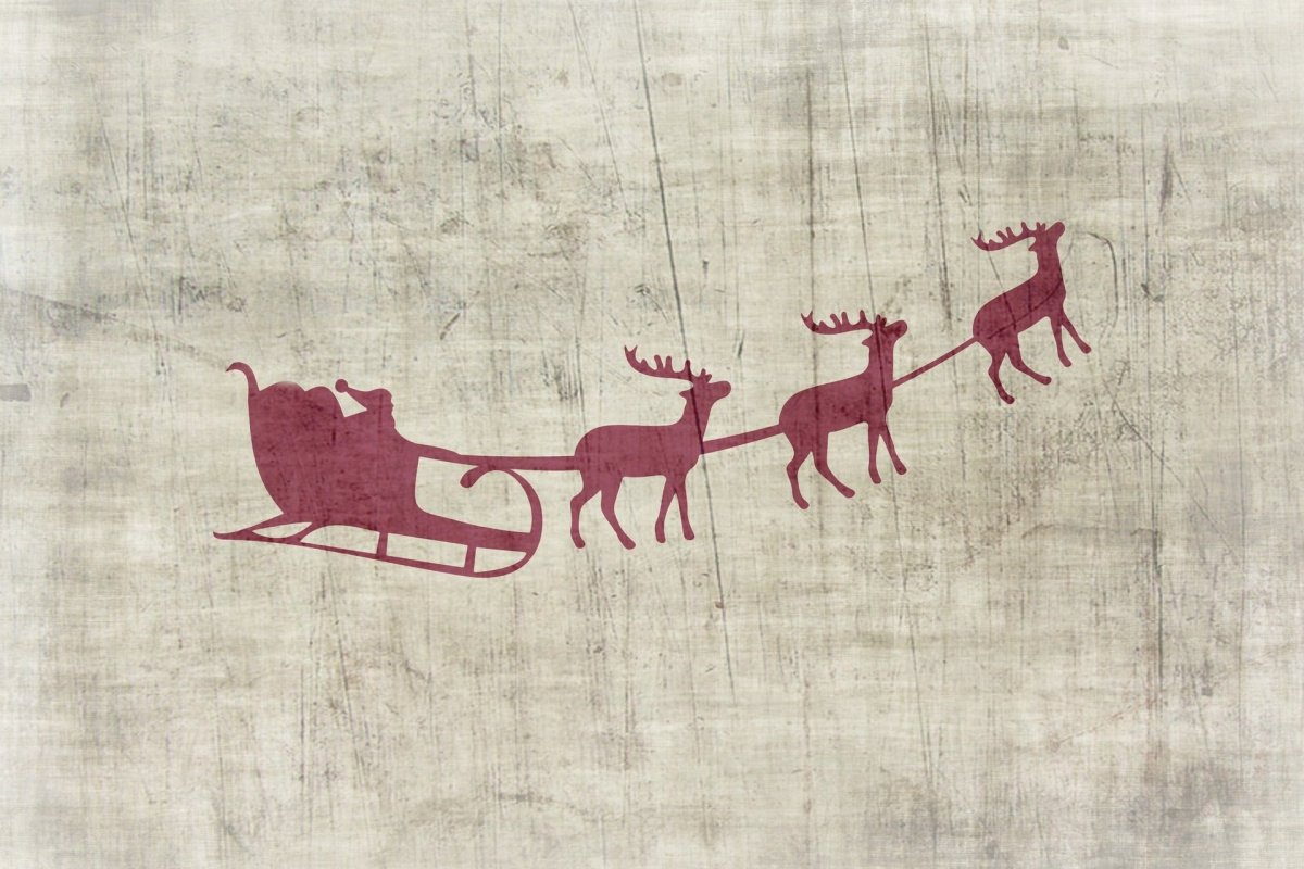 Dark Christmas –Sleigh