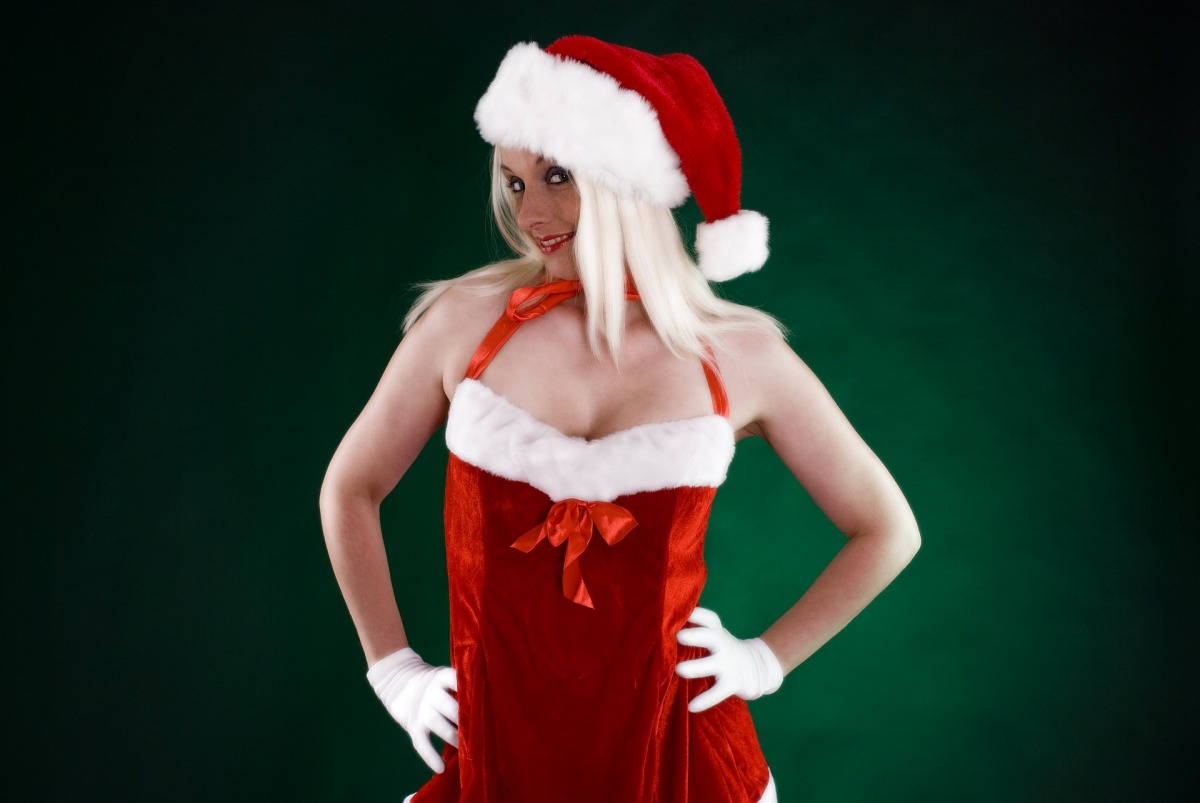Dark Christmas – Naughty