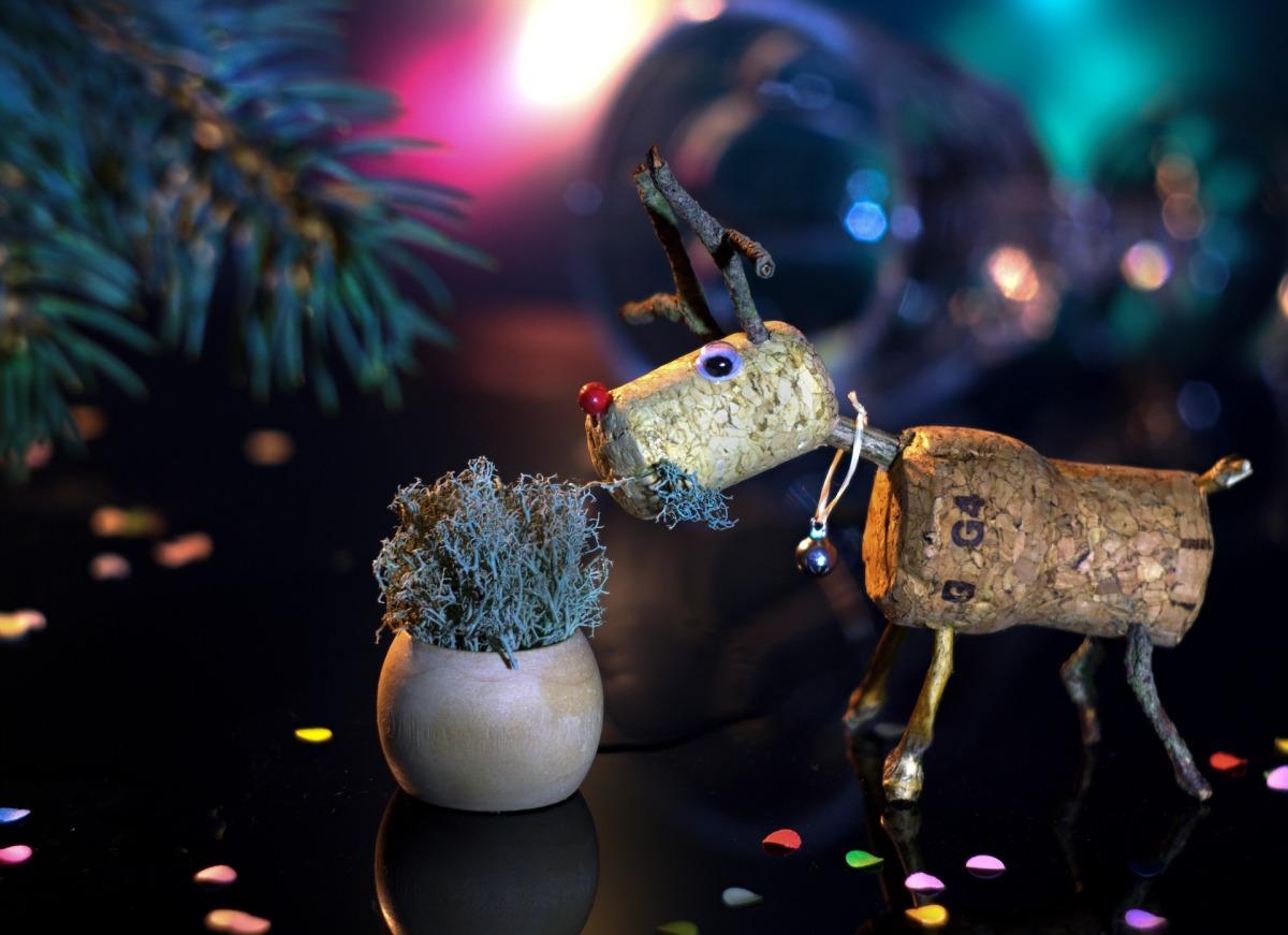 Dark Christmas –Rudolph