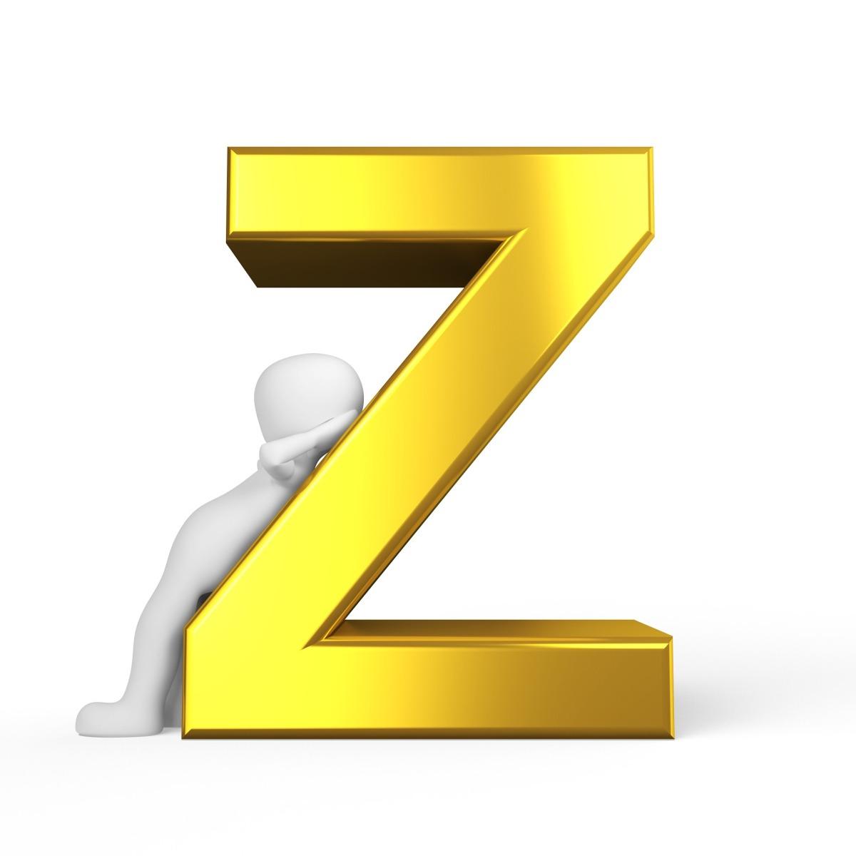 Z is forZombie
