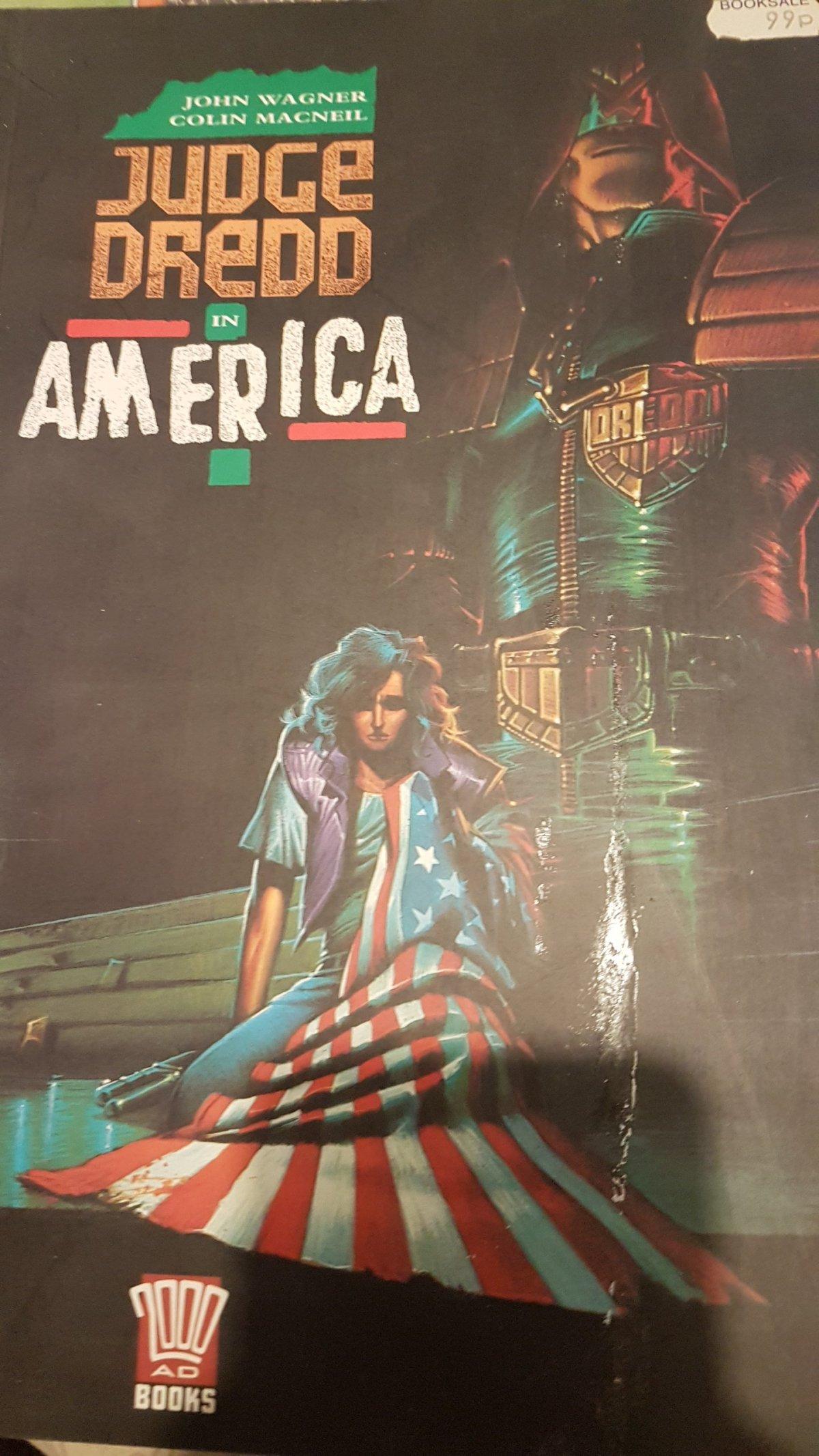 2000AD –  America