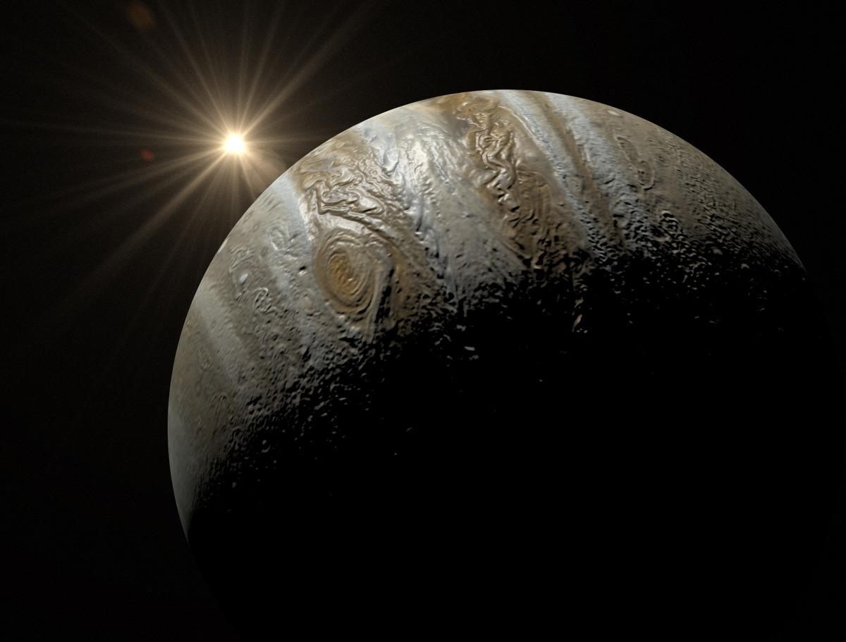 Jupiter Glow  – Room101