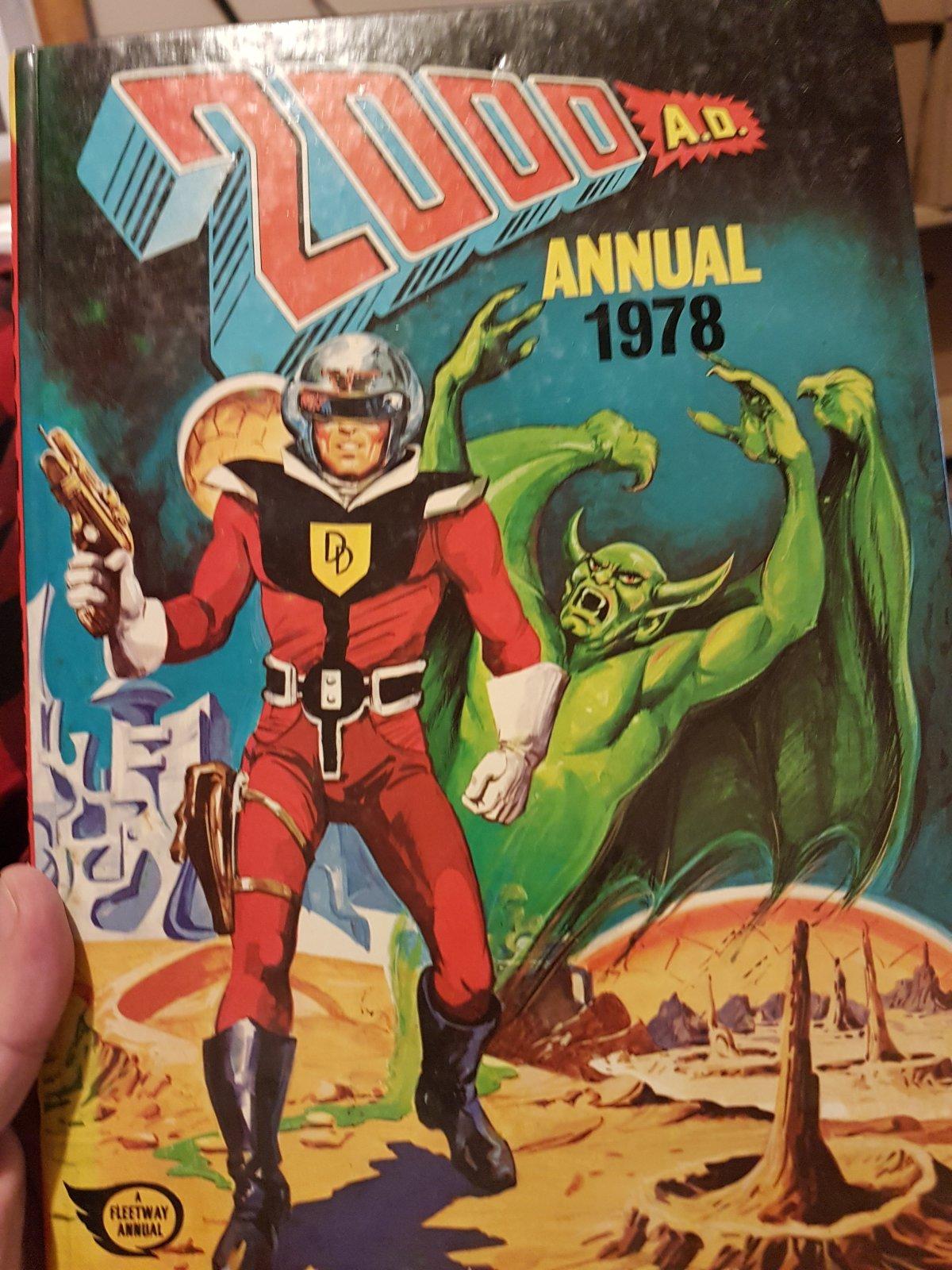 2000AD Annual 1978
