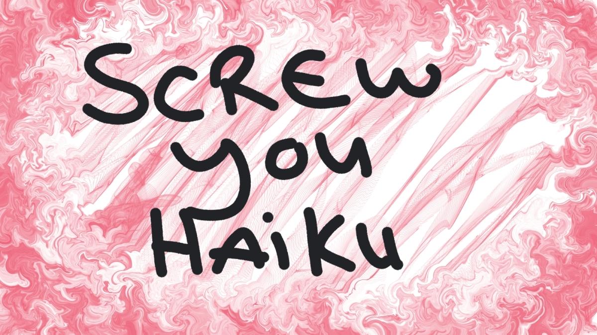 A haiku foryou…