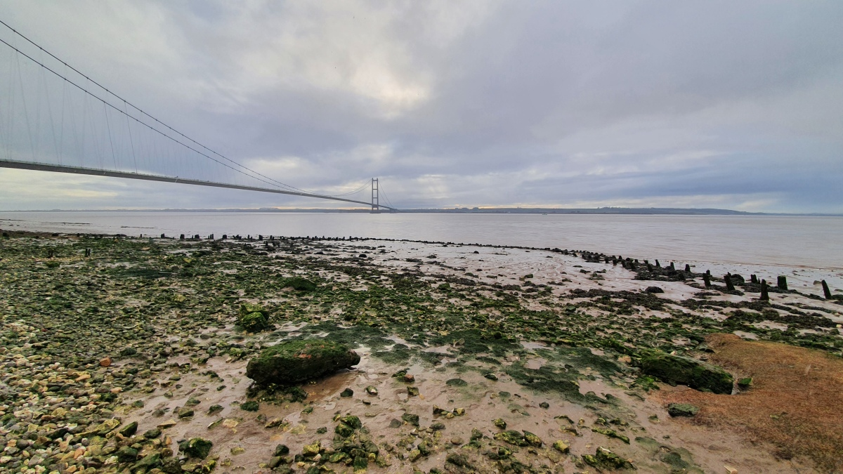 Out in the van…Humber Bridge Country Park